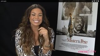 Jordin Sparks Talks Jason Derulo