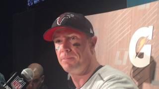 Matt Ryan on Super Bowl loss