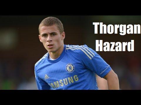 Thorgan Hazard ► Skills and Goals | 2012-2013 |