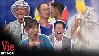 Những lần cười ra nước mắt khi thánh lầy Mạc Văn Khoa chơi gameshow l Hài Mạc Văn Khoa