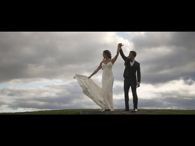 Shayna + Norby | Toronto Wedding Cinematographer Same Day Edit at Arlington Estate