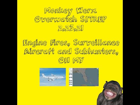 Monkey Werx Overwatch SITREP  2 23 21