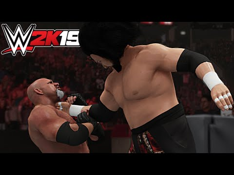 Download Goldberg vs Haku aka Meng   WWE 2K19 PC #OneMoreStreak