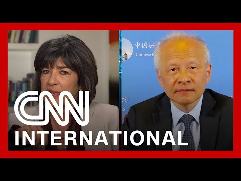 Chinese ambassador reacts to CNN Uyghur report