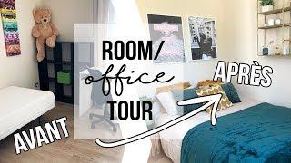 ROOM TOUR & OFFICE TOUR