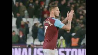 Marko Arnautovic skills West Ham Goals & Assists 2017
