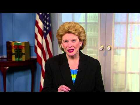 Debbie Stabenow Welcome to THE BIG M