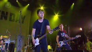 Green Day - Minority live [READING FESTIVAL 2001]