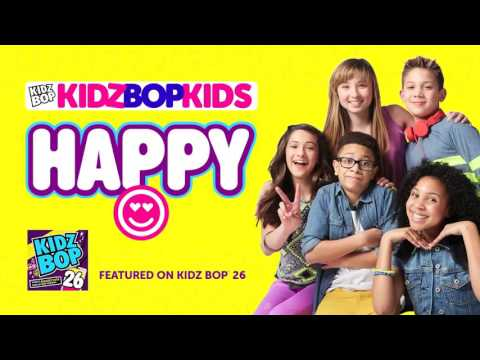 Kidz bop kids happy ( kidz bop 26)