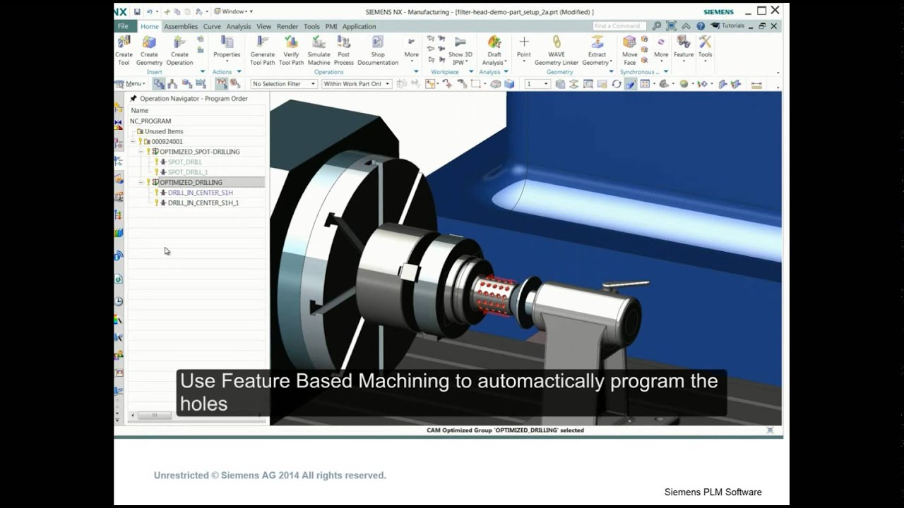 NX CAD/CAM and CMM: How to Use a Model-Based Method to Ensure Quality and  Reliability