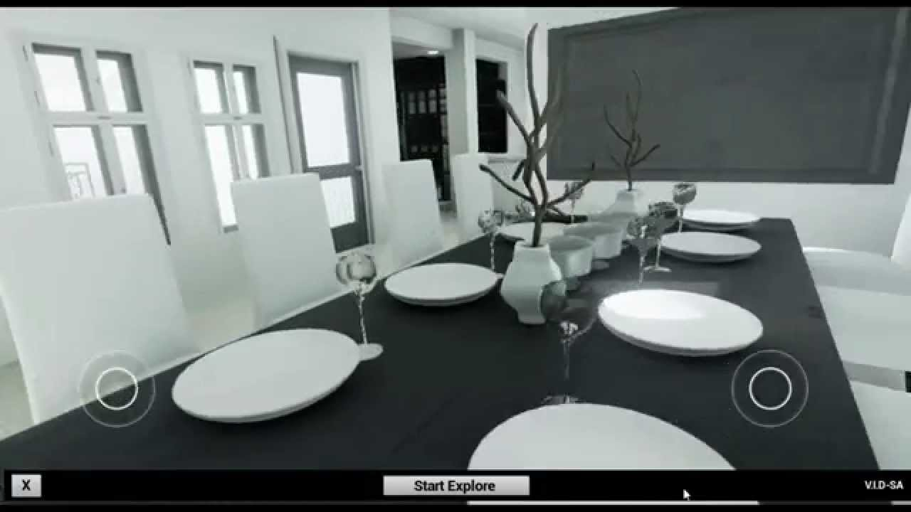 Virtual interior design ue4 youtube for Interactive interior design