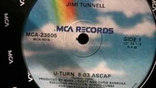 "U Turn (12"" version) - Jimi Tunnel 1985 US Disco"