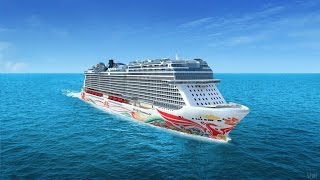 Go racing on the high seas on the Norwegian Joy cruise liner