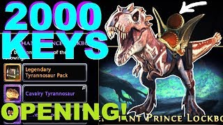 OPENING 2000 LOCK BOXES (what will I get)