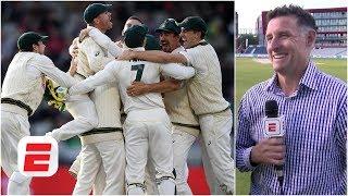 England fought hard, but better Australia deserve Ashes glory - Michael Hussey