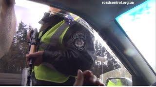 Нападение Кобры на журналистов ДК Киев.