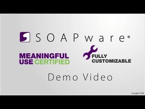 SOAPware Demo Video