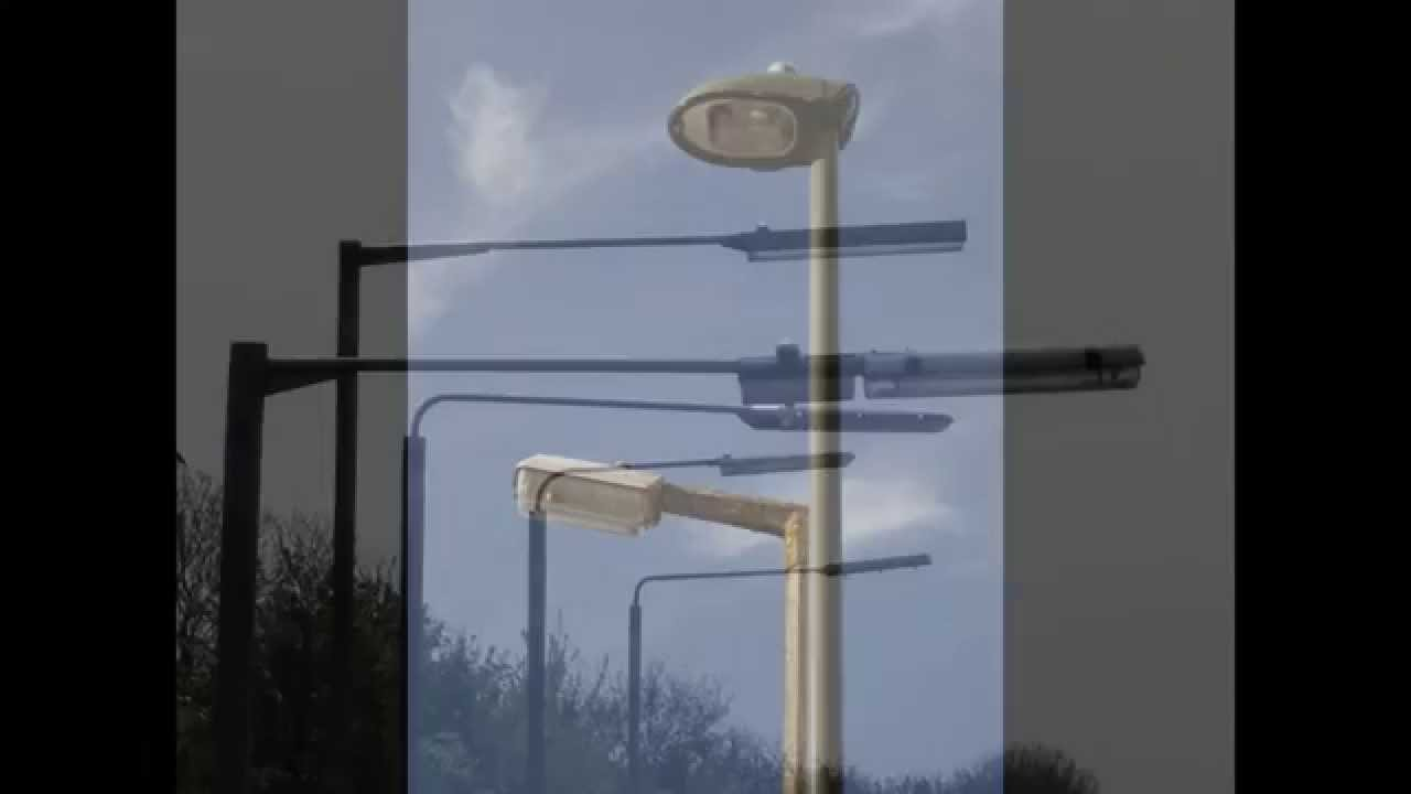 Uk Street Lighting Part 1 Youtube