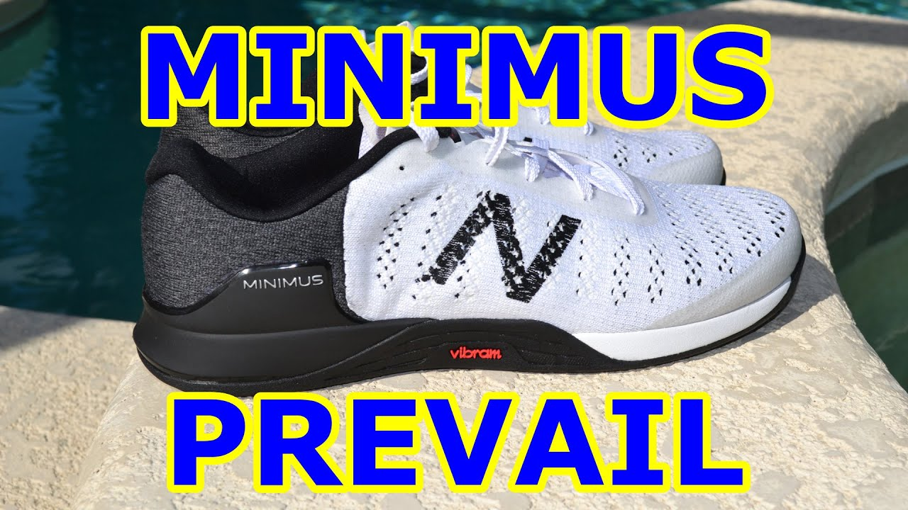 New Balance Minimus Prevail Shoe Review (vs Nike Metcon 5 & Reebok Nano 9)