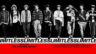 [CLEAN INSTRUMENTAL OFFICIAL] NCT 127 - Limitless 엔시티 127 - 무한적아