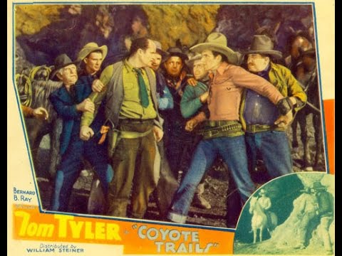 Coyote Trails Tom Tyler WESTERN MOVIE FULL LENGTH