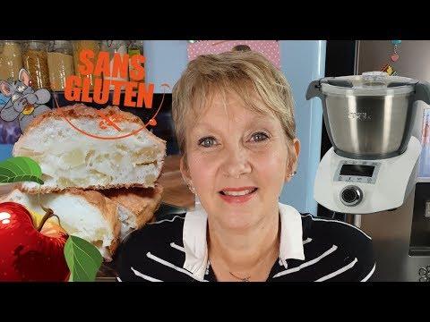 gâteau-aux-pommes-sans-gluten-et-sans-sucre-!-compact-cook-elite