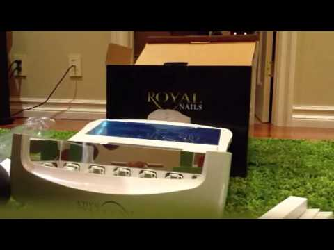 Royal nails uv light reviews
