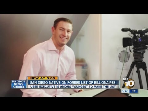 San Diego native joins exclusive billionaires club