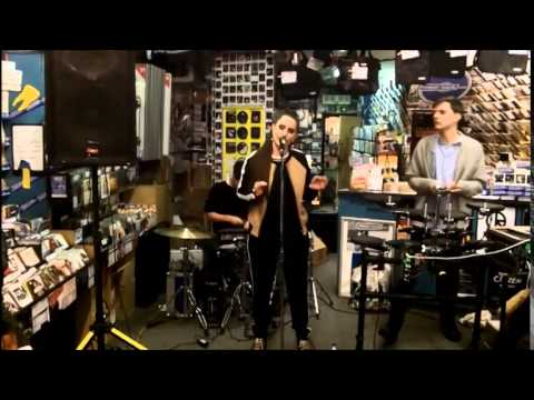 Alpines - Oasis - At Banquet Records, Kingston
