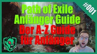 Deutscher Anfänger Guide Pąth of Exile Der Anfang im Exil erklärt Deutsch/German PoE Beginner #001