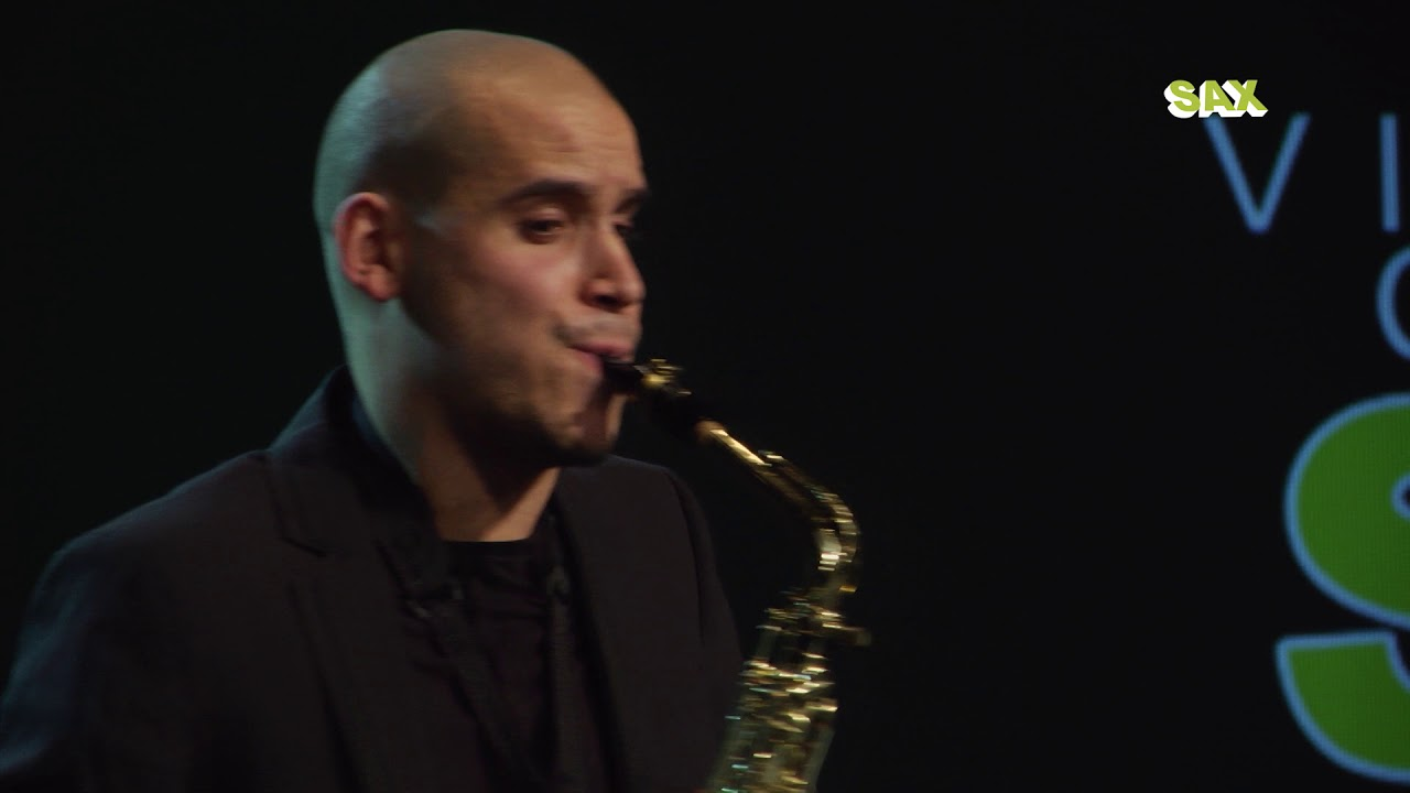 VICTOR PELLICER PALACIOS - 2nd ROUND - V ANDORRA INTERNATIONAL SAXOPHONE COMPETITION 2018