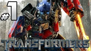 Transformers: The Game - Autobot Campaign - PART 1 - Destroy Everything!