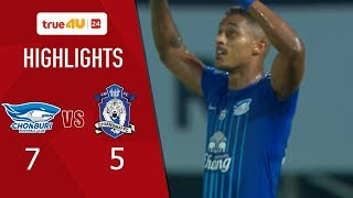 Chonburi FC vs Chiangmai FC