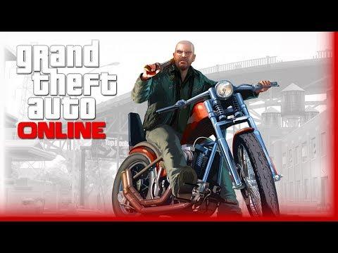 ПРЕЗИДЕНТ МОТОКЛУБА ►GTA ONLINE ►Grand Theft Auto Online #6 thumbnail