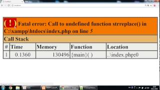 Уроки программирования PHP. Урок 5 часть 1