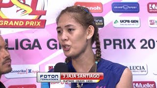 Match MVP: Jaja Santiago | Chooks-to-Go PSL Grand Prix 2017