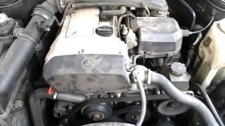 Двигател за Mercedes-Benz CLK 2.0, 136 к.с., купе автоматик, 1997 г. code: M111945