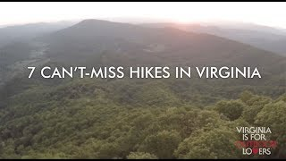 Seven Can't Miss Hikes