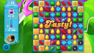 Candy Crush Soda Saga Level 444 No Boosters