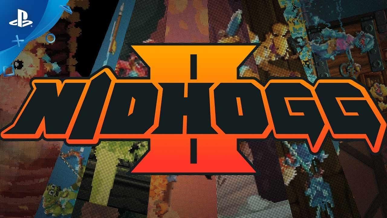 Nidhogg 2 Launch Trailer | PS4