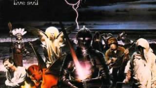 Black Sabbath - Heaven And Hell ( Live Evil)