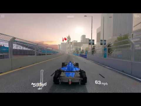 Real Racing 3 Hong kong(Evening) track Gameplay + Download Link
