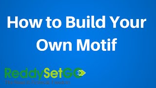 Motif Investing: How to Build Your Own Motif