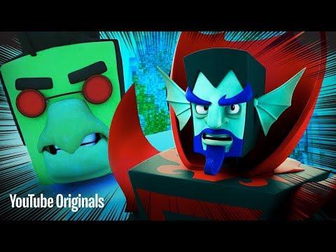 Pikalus Smash! - Kings of Atlantis (Ep. 8) - Видео из Майнкрафт (Minecraft)