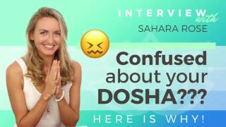 Ep 123 Sivana Podcast: Confused About Your Dosha? Here