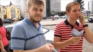 Как мы меняли биткоины на рубли?