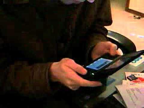 Nintendo DS Lite unboxing [Cobalt/Black]