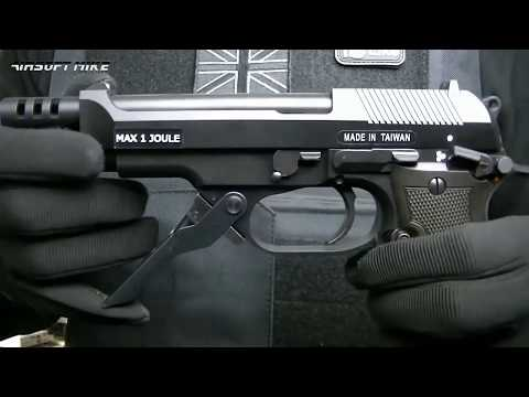 ASG M93R II GBB aka KWA M93R Unboxing Review