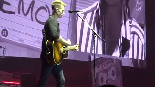 The Vamps - Just My Type - Sheffield Arena 2018