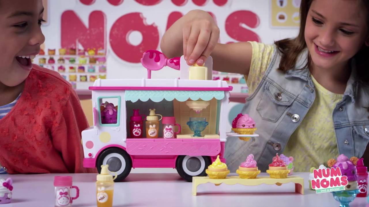 Num Noms - LipGloss Truck - YouTube